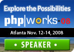 Php|Works conference speaker